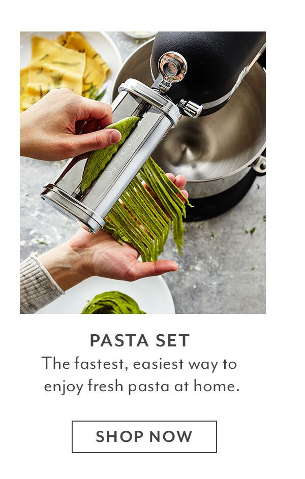 Pasta Attachment Set