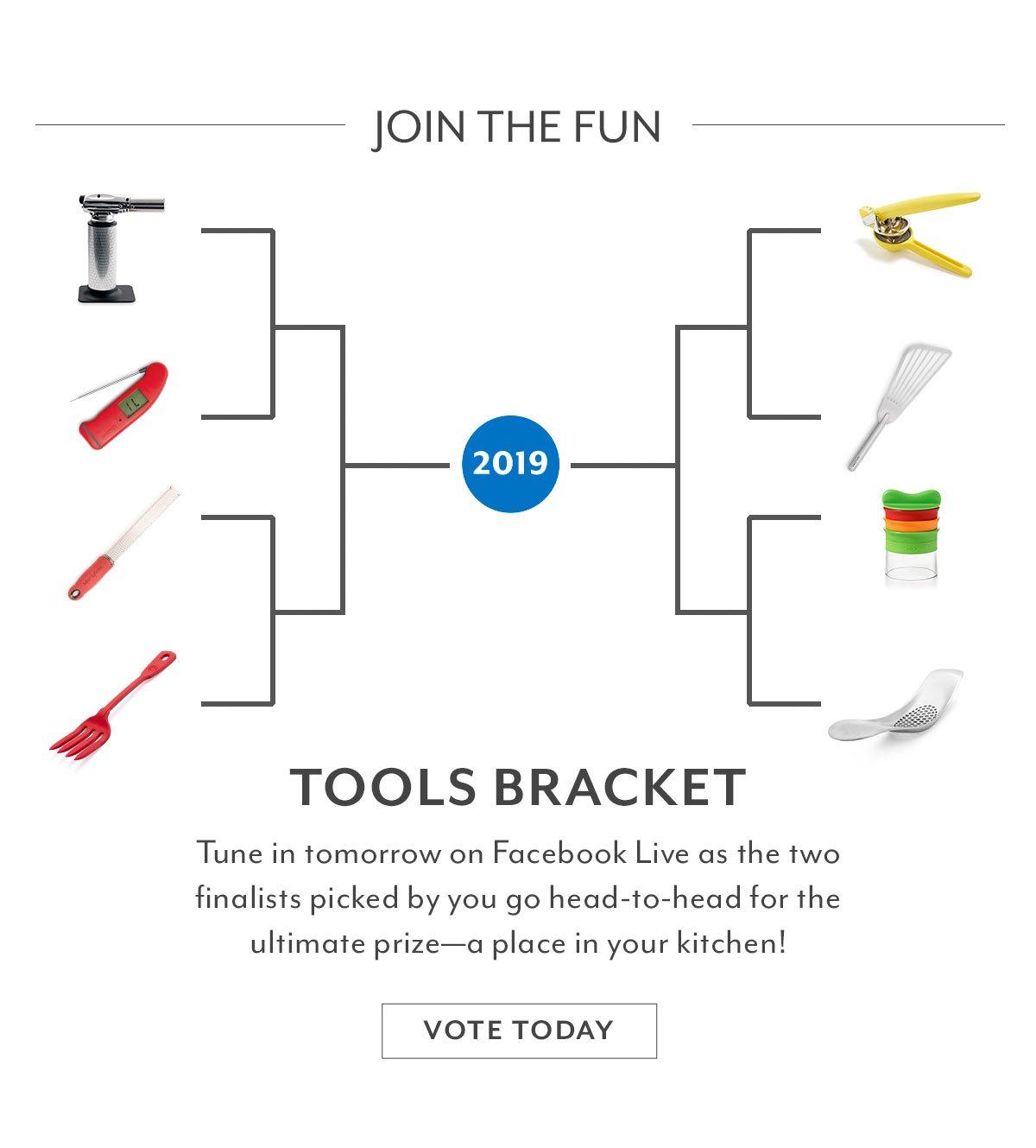 Tools Bracket
