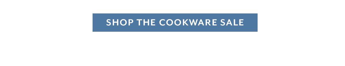 Shop the Cookware Sale