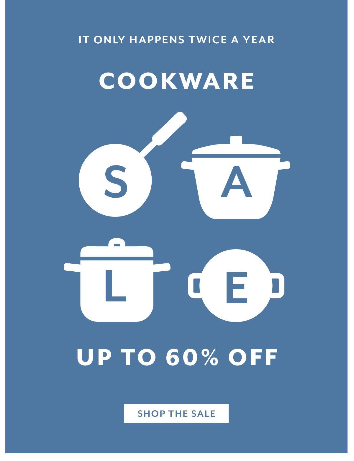 Cookware Sale