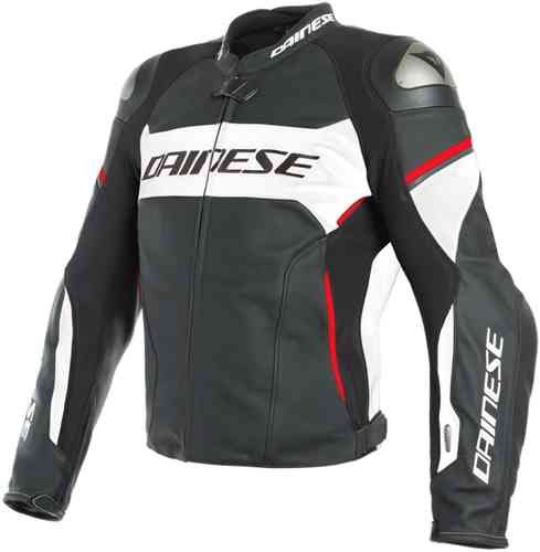 dc129395e62 Dainese Racing 3 D-Air® Airbag Motorcycle Leather Jacket