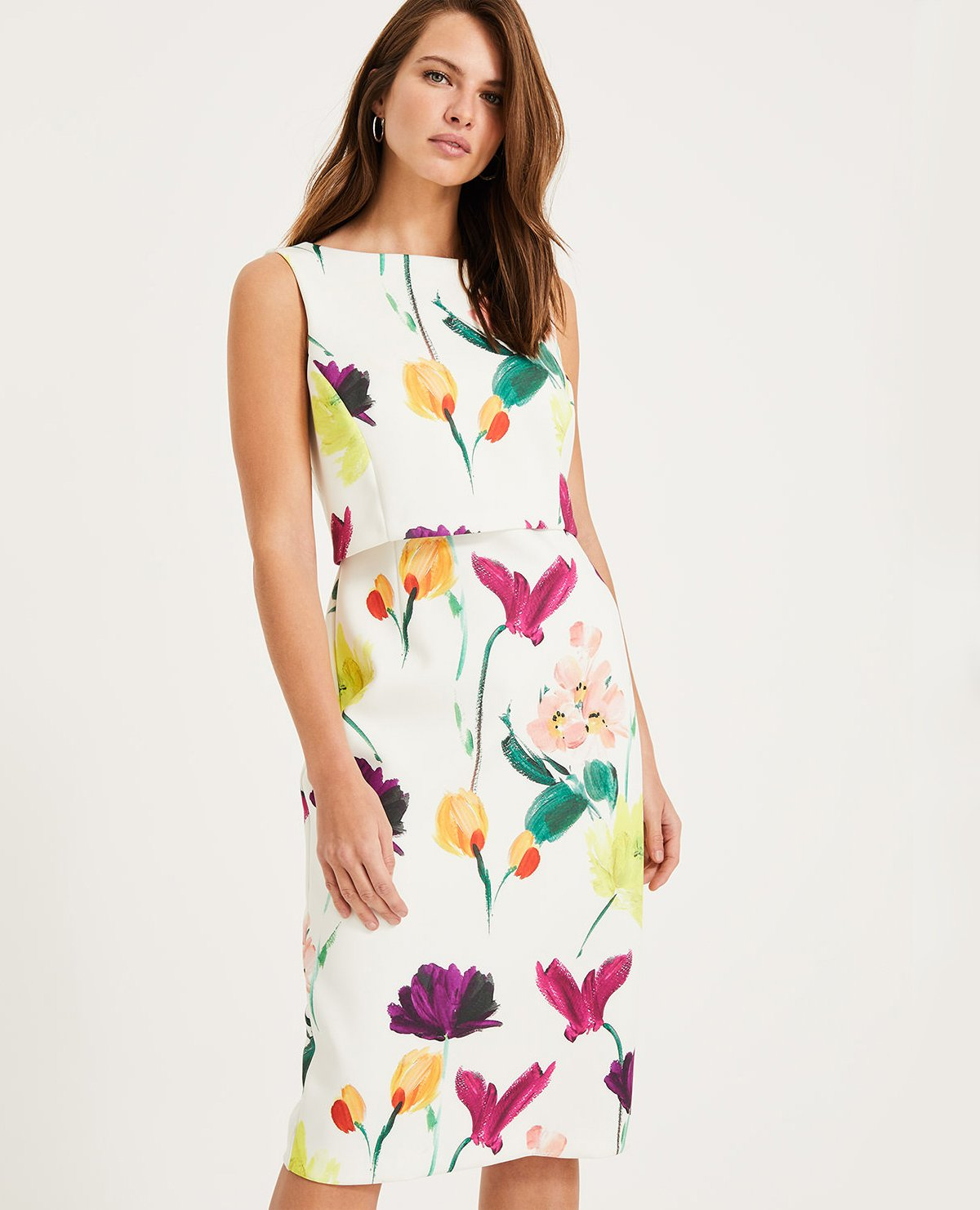 Elin Floral Dress | was £110 | with code: £88