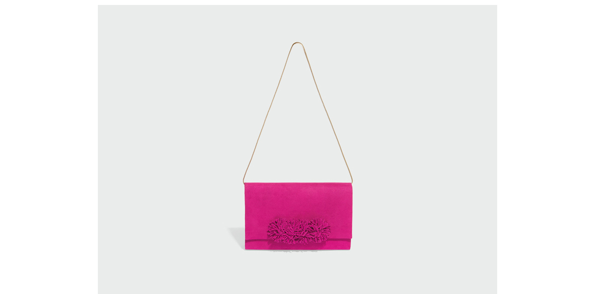 Tammy Tassel Clutch Bag | was £69 | with code: £55.20