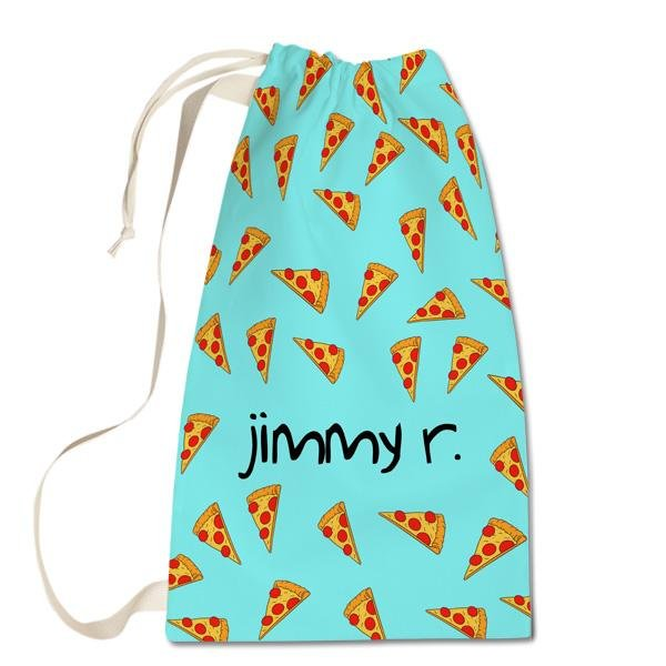 Image of Pizza Life Laundry Bag