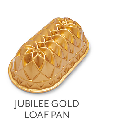 Jubilee Gold Loaf Pan