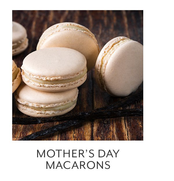 Class: Mother's Day Macrons