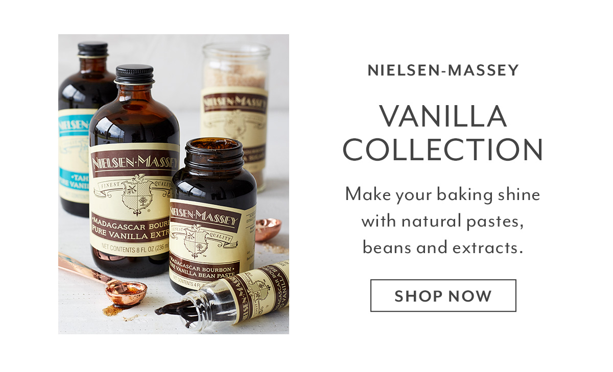 Nielsen-Massey Vanilla Collection