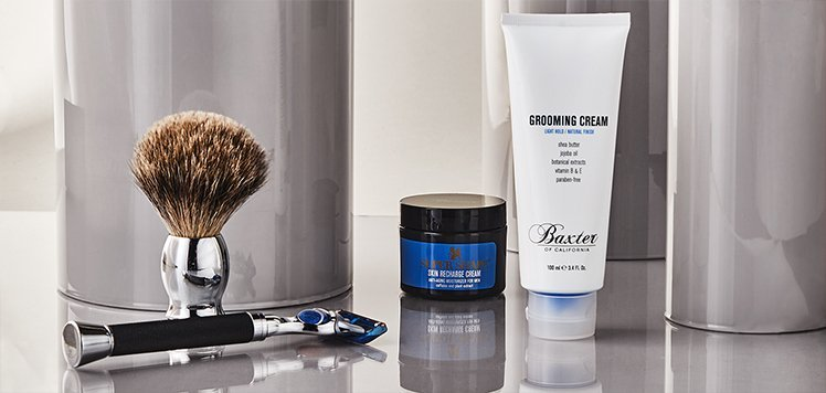 Grooming Favorites With Baxter of California