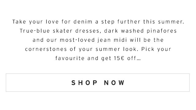 Denim is more than just jeans