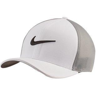 49cd0353 Nike Aerobill Classic 99 Mesh Cap White