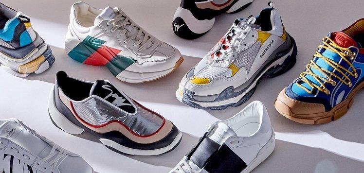 Valentino & More Designer Men's Shoes