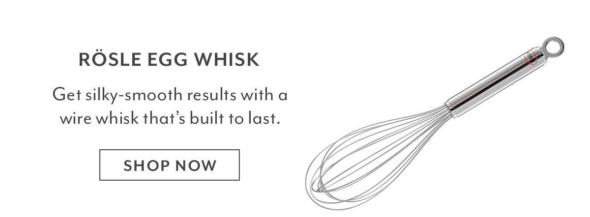 Rösle Egg Whisk