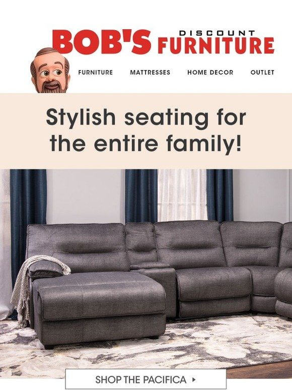 Bobs Discount Furniture Email Newsletters Shop Sales Discounts And Coupon Codes Page 4
