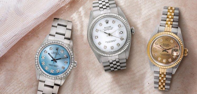Pre-Loved Women's Designer Watches