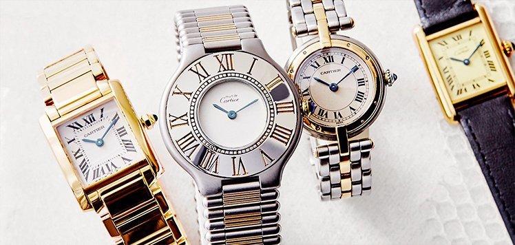 Pre-Loved Men's Designer Watches