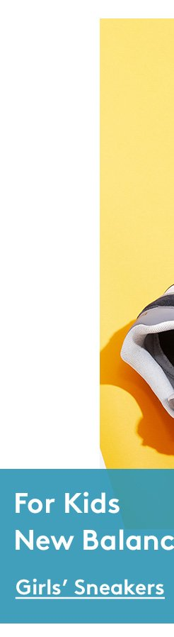 For Kids | New Balance from $30 | Girls' Sneakers