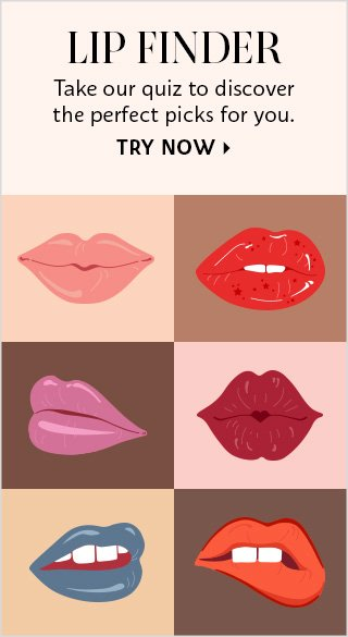 Take our lip quiz!