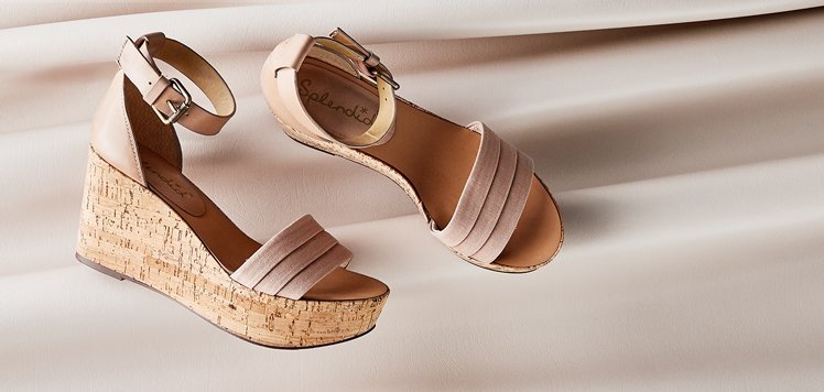 Weekly Shoe Drop: Wedge Sandals