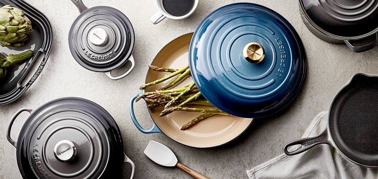 Le Creuset: Up to 40% Off Select Styles