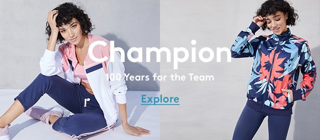 Champion | 100 Years for the Team | Explore
