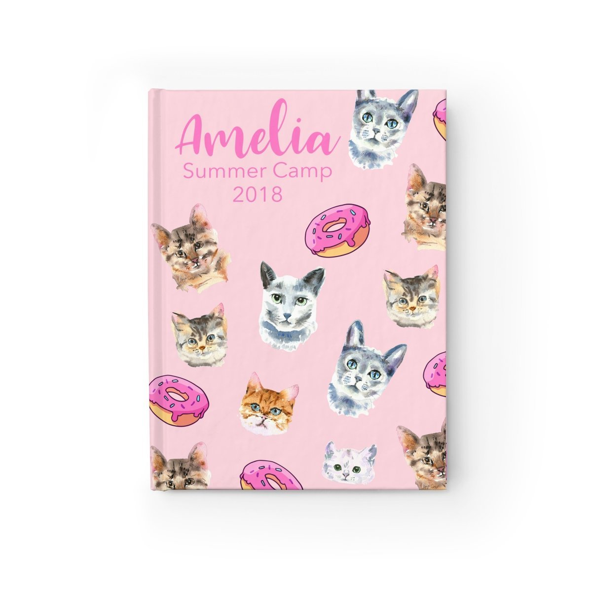 Image of Kittens and Donuts Journal
