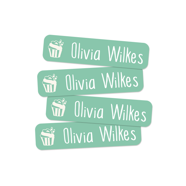 Image of Small All Purpose Labels
