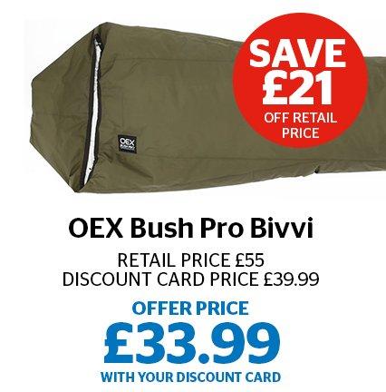 OEX Bush