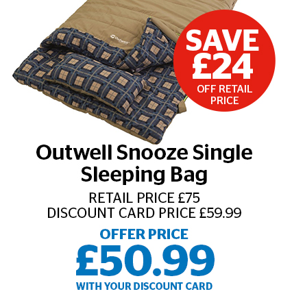 outwell snooze