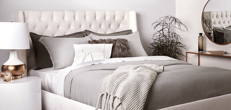 MATTEO & More Sought-After Bedding