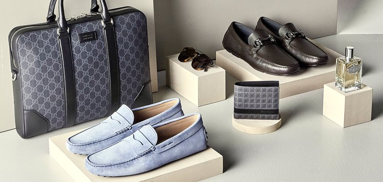 ALWAYS ON: The Men's Shoes & Extras Shop