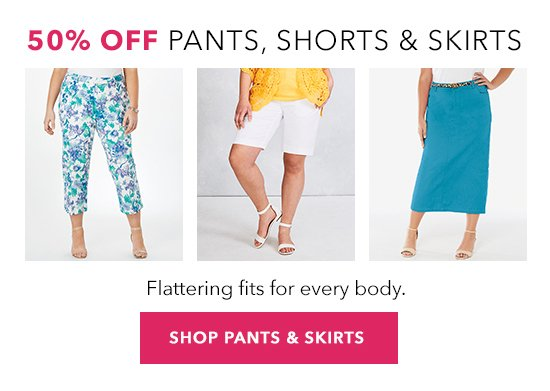 Shop Pants & Skirts