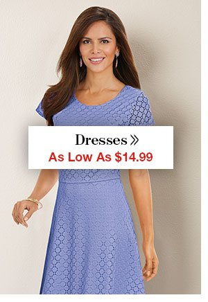 Shop Women's Dresses!