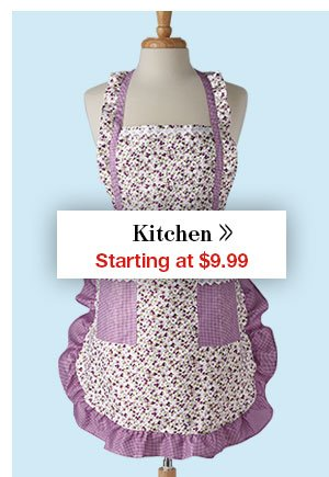 Shop Kitchen!