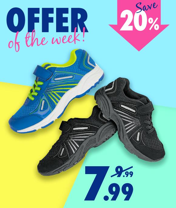 Shoe Zone: New offer alert!   Milled