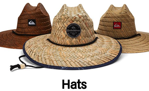 8cb688ce8 Quiksilver: Let The Hat Do The Talking   Milled