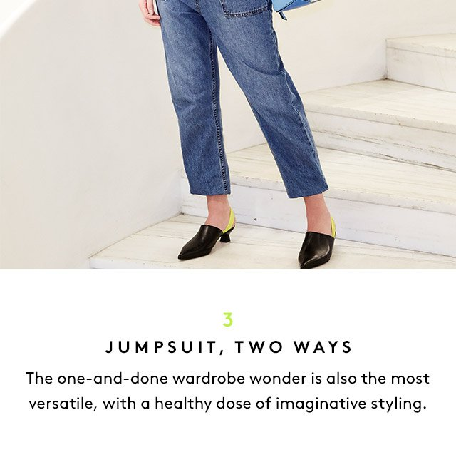 From neon to jumpsuits and more.