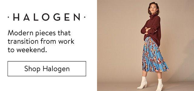 Shop Halogen