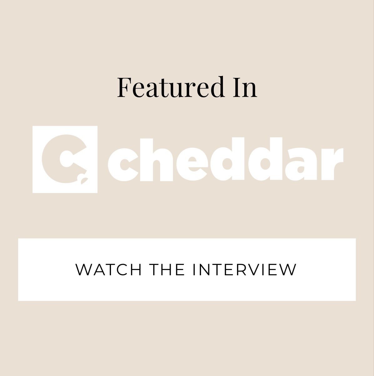 Featured In Cheddar