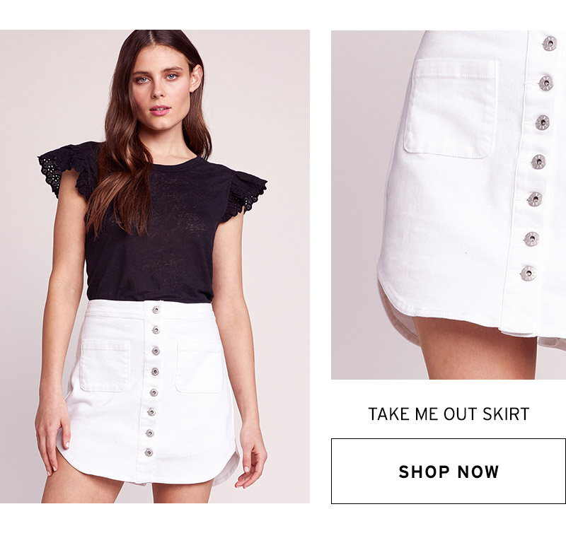 take me out skirt