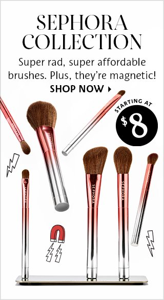 Sephora Collection Magnetic Brushes