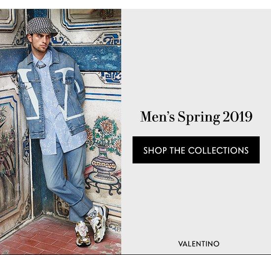 Shop Men's Spring 2019