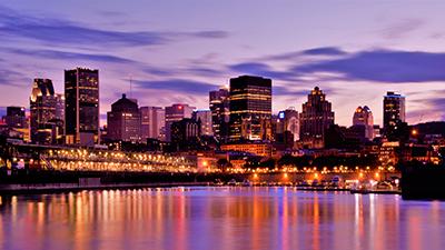 Montreal y Quebec