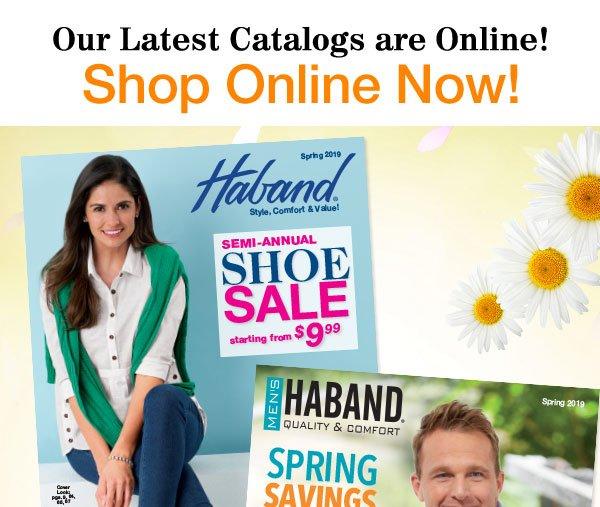 Shop Our Latest Catalog!