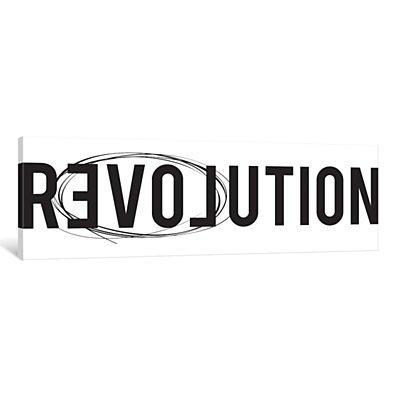 Revolution by Honeymoon Hotel Canvas Print