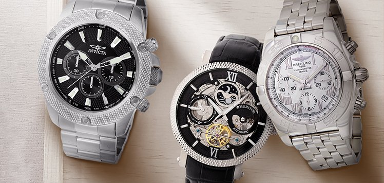 Men's Top Watch Picks