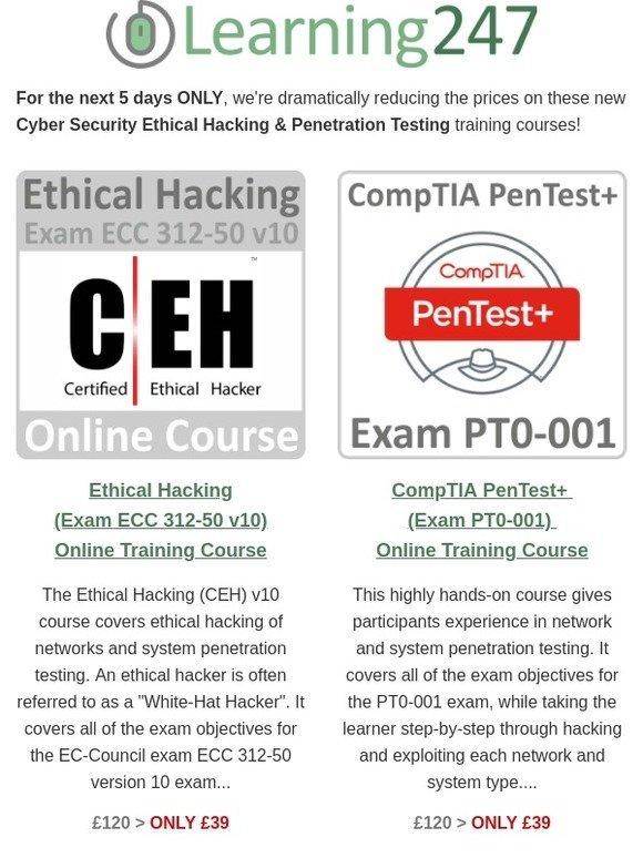Security Course Test