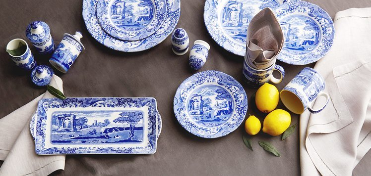 Spode, Wedgwood & More Coveted Labels