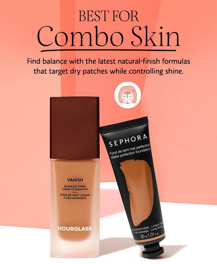 Best For Combo Skin