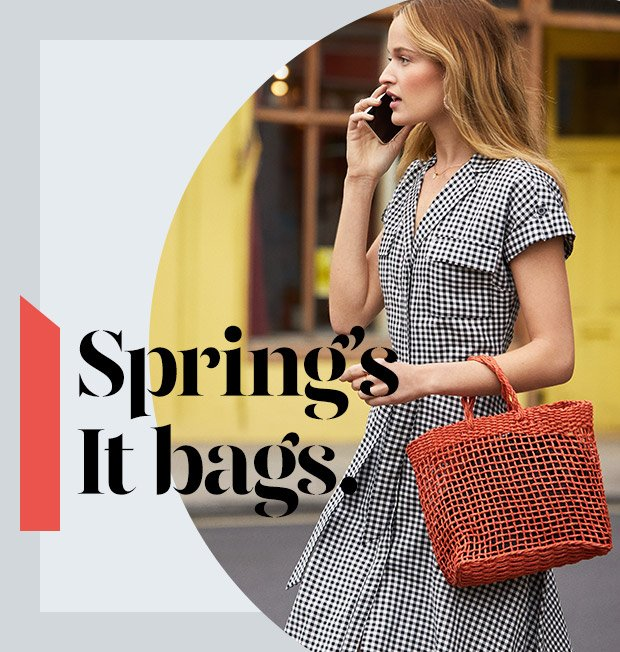 Spring's It bags - Shop bags