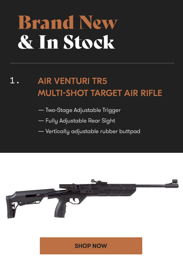 Pyramyd Air An Air Rifle For The Whole Family Milled